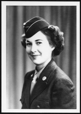Constance Cline Phillips, 1945, UNC-Greensboro Library