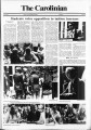 The Carolinian [April 22, 1974] DUPLICATE