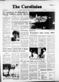 The Carolinian [October 3, 1974] DUPLICATE