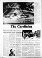 The Carolinian [October 31, 1974] DUPLICATE