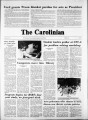 The Carolinian [September 9, 1974] DUPLICATE