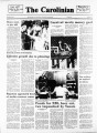 The Carolinian [October 29, 1974] DUPLICATE
