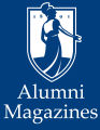 Alumnae news [April 1944]