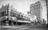 [Photograph of F. W. Woolworth Company store, Greensboro, NC]