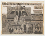 Racial separatism: the students' choice