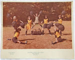 [Guilford Junior High School cheerleaders 1978-1979]