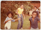 [Loraine Foushee,Joy Pressley Donald Pressley Jr. and Jacque Caldwell]