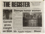 Stamps honor women