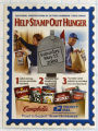 Help stamp out hunger