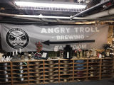 Taproom at Angry Troll Brewing