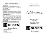 First annual GLSEN Greensboro celebration