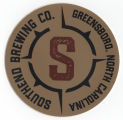 South End Brewing Co. sticker