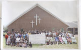 [Photograph of St. Stephen United Church of Christ congregation]