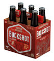 Buckshot Amber Ale 6-pack (Natty Greenes Brewing Company promotional photograph)