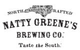 "Natty Greenes Brewing Company ""North Carolina crafted""  logo"