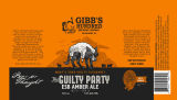 Gibbs Hundred The Guilty Party [label]