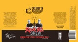 Gibbs Hundred Rock 92 Brew [label]