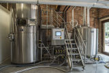 Brewery facility at Gibbs Hundred Brewing Company