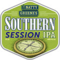 Natty Greene'sSouthern Session IPA [label]