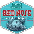 Natty Greene'sRed Nose Winter Ale [label]