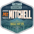 Natty Greene'sMt. Mitchell IPA [label]