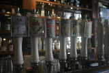 Beer taps (Natty Greenes Brewing Company promotional photograph)