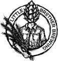 Little Brother Brewing Co. primary logo with seal