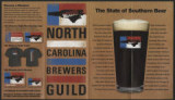 North Carolina Craft Brewers Guild brochure