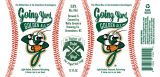 Natty Greene'sGoing Yard Golden Ale can design (Natty Greenes Brewing Company)