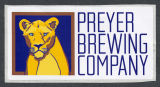 Preyer Brewing Co. promotional sticker