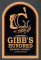Gibbs Hundred Brewing Co. promotional sticker