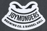 Joymongers Brewing Co. promotional sticker