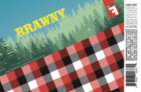 Fullsteam Brawny Pacific Northwest-Style IPA [label]