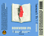 Foothills Brewing Bookworm India Pale Ale [label]