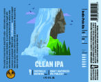 Foothills Brewing Clean India Pale Ale [label]