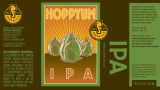 Foothills Brewing Hoppyum IPA [label]