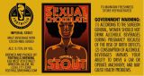 Foothills Brewing Sexual Chocolate [label]