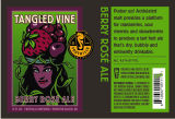 Foothills Brewing Tangled Vine Berry Rose Ale [label]