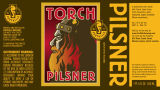 Foothills Brewing Torch Pilsner [label]