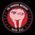 Pig Pounder Brewery Pig Pounder Brewery Back [coaster]