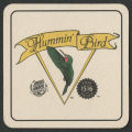Spring Garden Brewing Hummin' Bird/Blackbeard Bock coaster