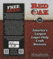 Red Oak: America's largest lager only craft brewery