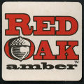 Red Oak Amber coaster