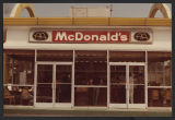 Vintage McDonald's location in Winston-Salem