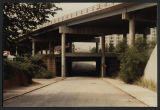 Underpass in donwtown Greensboro