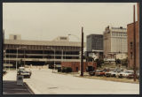 Governamental Plaza and downtown Greensboro