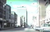 Home movie of downtown Greensboro and Friendly Center