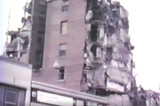 Demolition of the O. henry Hotel