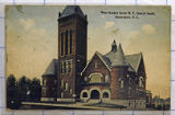 [West Market Street United Methodist Church, Exterior photographs 1910s]