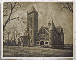 [West Market Street United Methodist Church, Exterior photographs 1890s]